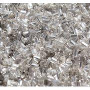 Рубка серебристая с переливом (100 г) фото