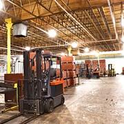 Монтаж складского оборудования, оснащение складов фото