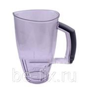 Чаша (емкость) пластиковая блендера Braun 2000ml 64184622. Оригинал фото