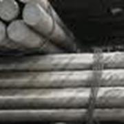 Прокат стальной горячекатаный круглый фото