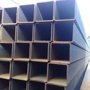 Трубы стальные электросварные профильные фото