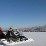 Снегоходный тур Покорение уральских вершин фото
