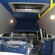 Микроавтобус Ford Transit Jumbo 460 EF фото
