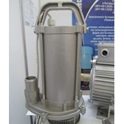 Электронасосы центробежные погружные для загрязненных вод Гном 2