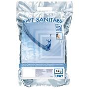 Соль для регенерации с дезинфицирующим эффектом BWT SANITABS фото