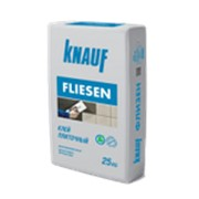 Клей для плитки Knauf флизен 25 кг. фото