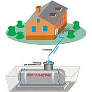 Автономное отопление, газовое отопление дома сжиженным газом фото