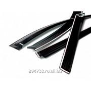Дефлектор окон черный по 3 компл в упаковке K-1010 Kyoung Dong, кросс_номер K-901-10 фото