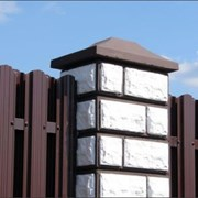 Блок наборный (форма кирпич) фото