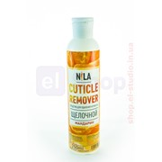 Cuticle remover щелочной Nila (Мандарин) 250 мл фото