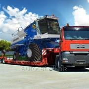 Грузоперевозки международные негабаритных грузов фото