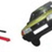 Электромеханический передвижной одностоечный подъемник фото