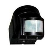 ИК-Датчик движ 1200Вт (обзор=180гр./дальн.=12м) IP44 настен. черн Camelion фото