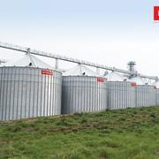 Зернохранилище с плоским дном 2008 фото