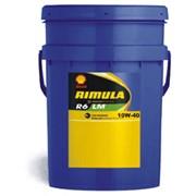 Моторное масло для грузового транспорта Shell Rimula R3 U 15W-40 (CG-4/SJ/E2/A2/B2)/D209L фото