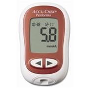 Глюкометры Акку-Чек Мультикликс, Прибор для определения уровня глюкозы в крови фото