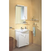 Мебель для ванной Aqwella Алина 55 фото