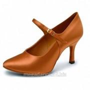 Обувь женская для танцев стандарт модель Савойя фото
