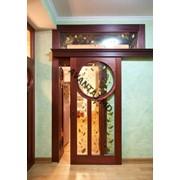 Двери Классические массив, арт. 48 фото