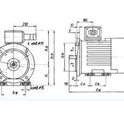 Двигатели асинхронные взывозащищенные АИМР160, АИМР180 фото