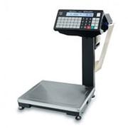 Печатающие фасовочные весы ВПМ-15.2-Ф1 с устройством подмотки ленты фото
