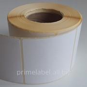 Термоэтикетки ТОП 58х60, 500 этикеток в роле фото