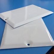 Заготовки эмалированных табличек фото