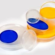 Пластиковые ведра и банки фото