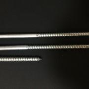 Шуруп для лаг и реек (глухарь) DIN 571 ( 10*100, 10*200, 10*220) фото