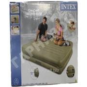 Двуспальная надувная кровать Intex (без насоса) фото