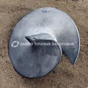 Литые наконечники для винтовых свай 250/108 фото