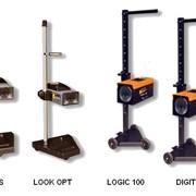 Цифровые тестеры света фар для всех автотранспортных средств. фото