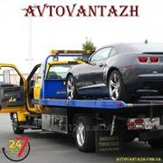 Евакуація легкових автомобілів фото