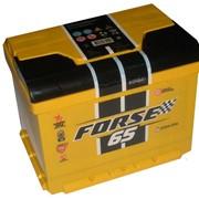Аккумуляторы Forse 12V 70Ah фото