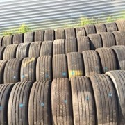 Michelin Multi T 385/65r22,5 160K Шина Б/У фото