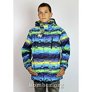 куртка Kalborn KС 0852 зеленый 16(158-164) фото