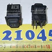 Выключатель 376.3710-04.02 (12 В) фото
