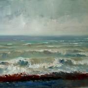 Зимнее море фото
