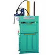 Пресс брикетировочный для мусора, оборудование для прессования отходов (мусора) фото