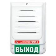Система оповещения Roxton Рокот-3 вариант 3 фото