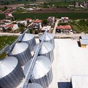 Силос модель 1, Силосы для зерна, Силосы для муки, Элеваторы и зернохранилища Турция