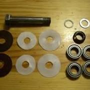 Кольца защитные КЗ 60х40х2,0 фторопласт фото