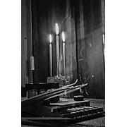 Монастырская форма для прямых свечей № 100 на 28 свечей фото