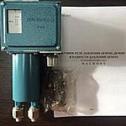 Датчик-реле давления ДЕМ-202-1-02-1 фото