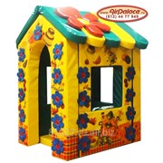 Детские домики: домик для ребенка в квартиру или на дачу, артикул 23101 фото
