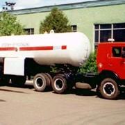 Полуприцеп-цистерна транспортная (бензовоз) - 96742 фото