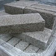 Блоки керамзит шлак газосиликат кирпич песок фото