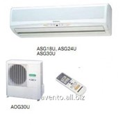 Настенный кондиционер от General Fujitsu, модель: ASG24U R410 фото