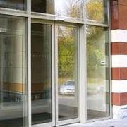 Сборка раздвижных дверей и систем фото