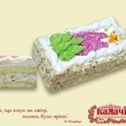 Київ, опт торты бисквитно-ореховые весовые от производителя, киевский торт фото
